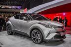 トヨタ新型SUV、C-HR(CHR)の最新情報|2016年12月14日、C-HRがついに発売開始!価格や燃費も判明!