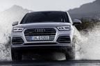 アウディ「Q5」の新型モデルをパリショーで発表!ディーゼル搭載車もラインナップ