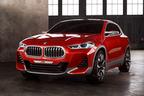 X1のクーペモデルか!? BMW「コンセプト X2」をパリショーで世界初公開