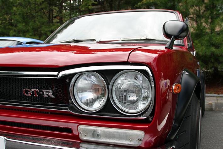 日産 スカイラインGT-R(通称:ハコスカ)