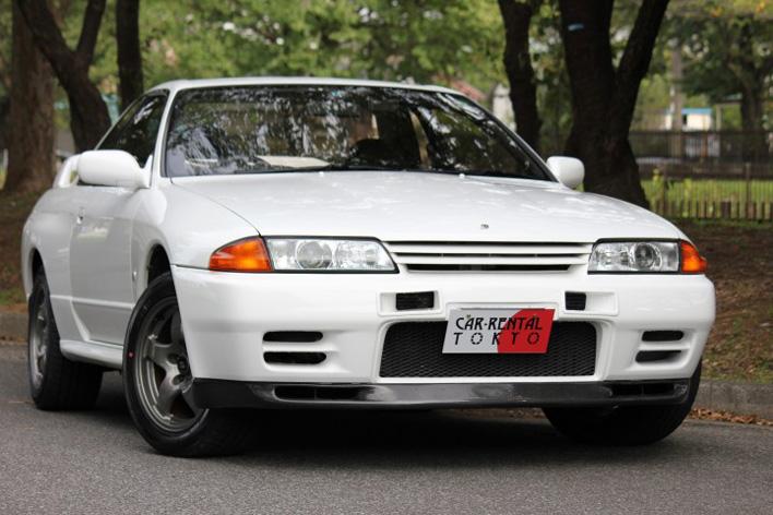 日産 スカイラインGT-R(R32)1989年型