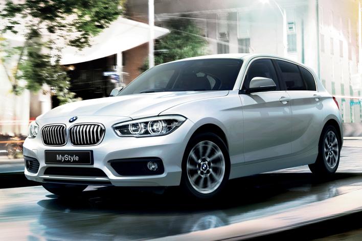BMW 1シリーズ セレブレーション・エディション・マイスタイル
