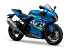 スズキ、GSX-RシリーズやV-Stromシリーズなど海外向け新型モデル発表