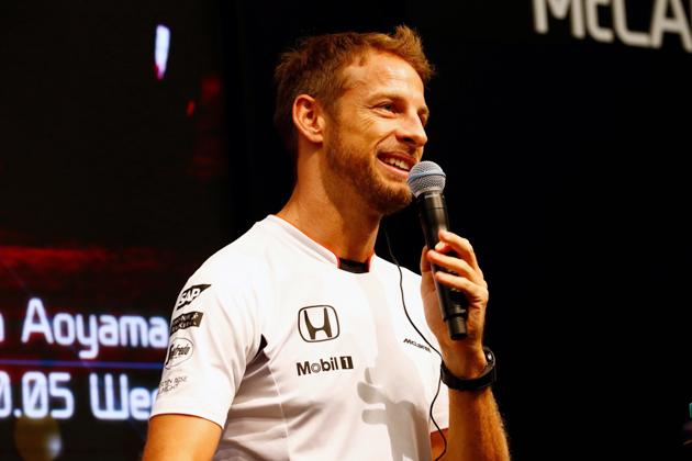 McLaren-Honda ドライバーアピアランス