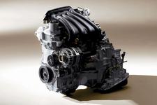 ティーダ搭載 HR15DE型エンジン