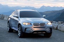 BMW コンセプトX6アクティブハイブリッド