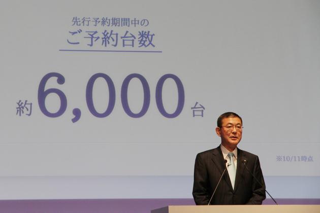 スバル 新型 インプレッサ 発表会:恵比寿スバル本社