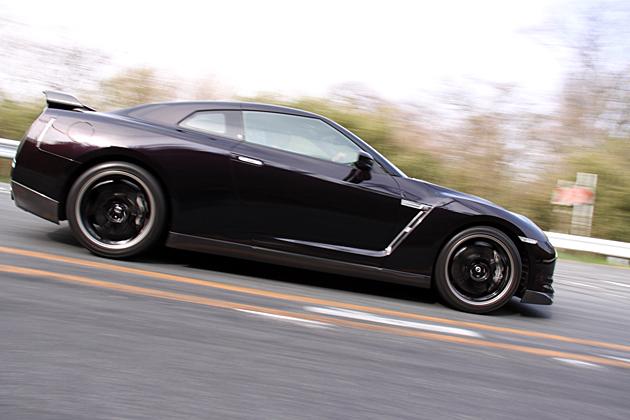 日産 GT-R specV 試乗レポート