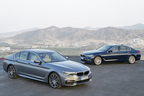 BMW 新型5シリーズが登場!新たに運転支援システムを採用したほか、ガソリン、ディーゼル、PHVと多彩なエンジンラインアップに!