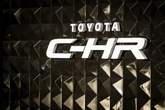 いよいよ発売間近のトヨタ 新型SUV C-HR(CHR)をおさらい!