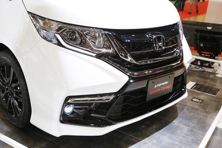 ホンダ ステップワゴン モデューロコンセプト(東京オートサロン2016出品)