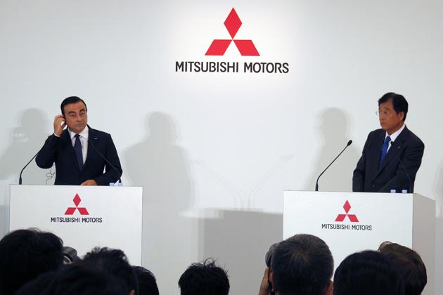 ゴーン氏三菱自会長就任で国内販売どうなる?世界販売はTOP3でも日本は日産5位、三菱最下位…