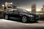 BMW 5シリーズ 「M Sport」ベースの特別モデルを260台限定販売