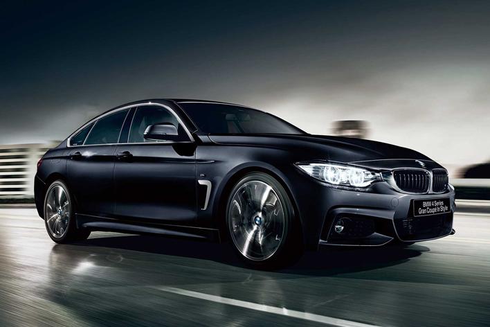 "BMW 4シリーズ クーペ Celebration Edition ""IN STYLE""(セレブレーション・エディション・インスタイル)"