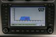 VW CCS トゥーランのモニター画面