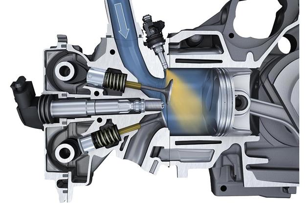 ポルシェ 直噴エンジン