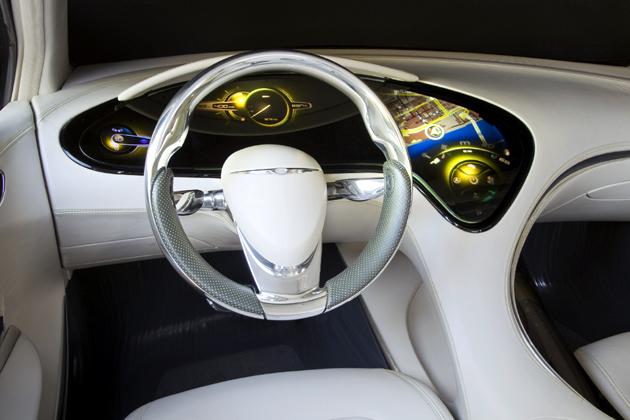 クライスラー 200C EV
