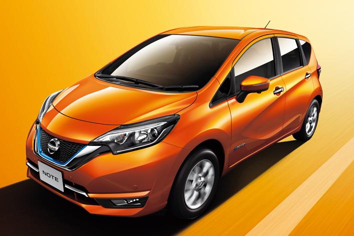 e-POWERの搭載により国産乗用車トップレベル低燃費を実現した日産 新型ノートを徹底解説!