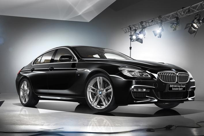 "BMW 6シリーズ Celebration Edition ""Exclusive Sport"""
