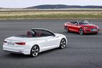 A5シリーズ第3弾モデルとなる、アウディ 新型A5カブリオレが登場