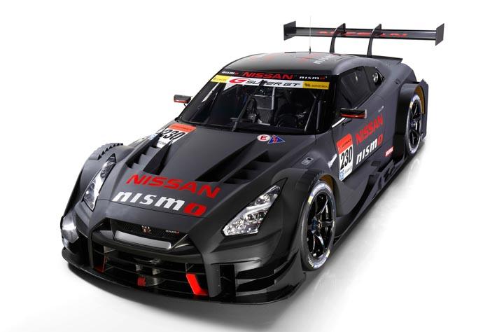 2017年仕様 NISSAN GT-R NISMO GT500