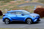【動画】トヨタ 新型SUVのC-HRを速攻試乗!ニュルで鍛えた走りはどうなのか!?