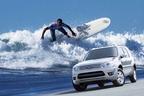 フォード、限定車「AQUAFEEL」をエクスプローラー/エクスプローラー スポーツトラック/エスケープに設定