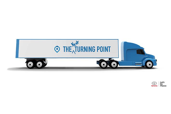 トヨタ、燃料電池をトラックに搭載