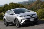 トヨタ C-HR 先行試乗レポート/気になるハイブリッドとターボの価格差も徹底比較