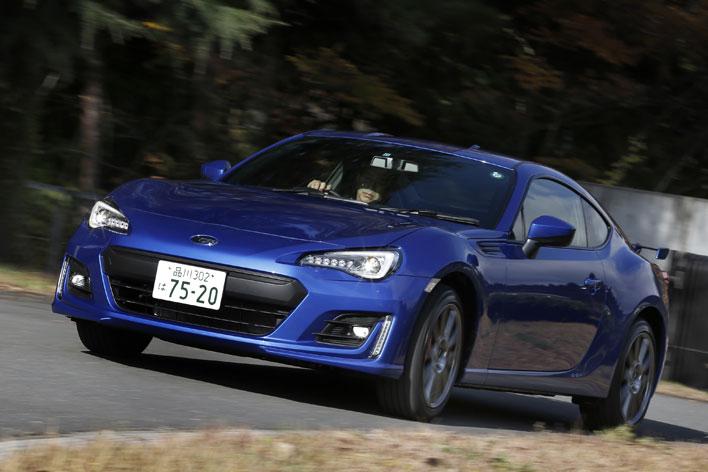 """現オーナーに乗り換えを決意させた、スバル 新型 """"BRZ GT""""の特別な乗り味[公道試乗レポート]"""
