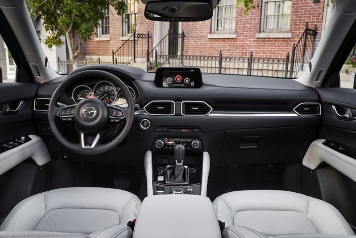 マツダ 新型CX-5/ロサンゼルスモーターショー2016にて公開