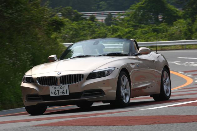 BMW Z4 試乗レポート
