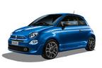フィアット500のMTスポーツモデル、500Sを150台限定販売