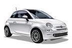 チェック柄のシートがお洒落なフィアット500の特別モデルを200台限定販売