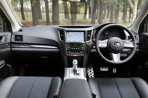 スバル 新型レガシィ 新型車解説