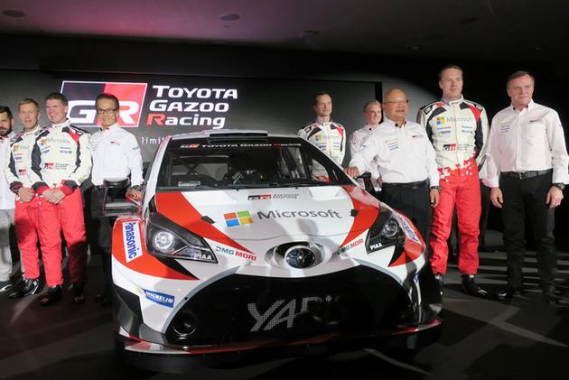 トヨタが巨額の予算を投じてWRCに復帰する理由