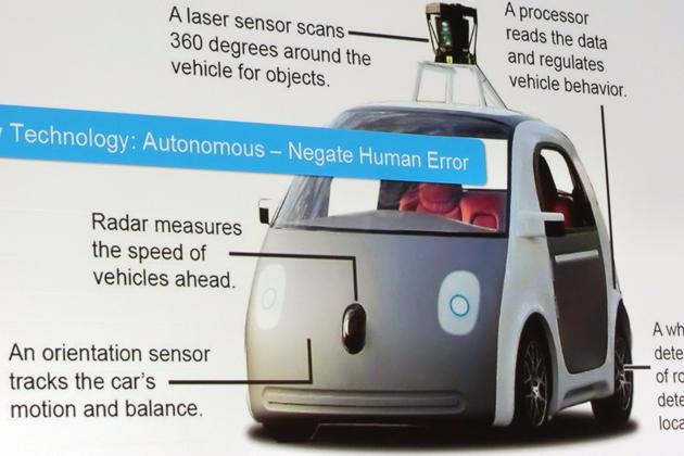 自動車産業界に激震!グーグルが完全自動運転の開発を諦めたワケ
