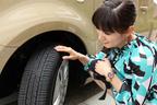 プチケア簡単レシピ~タイヤの空気圧は自分でチェック!