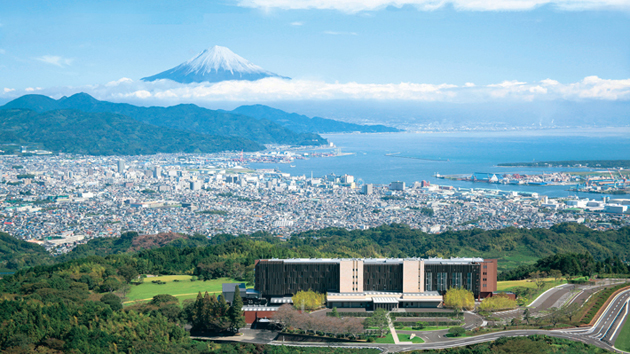 【C】日本平ホテル<コーナースイート>ペア宿泊券(1名様)