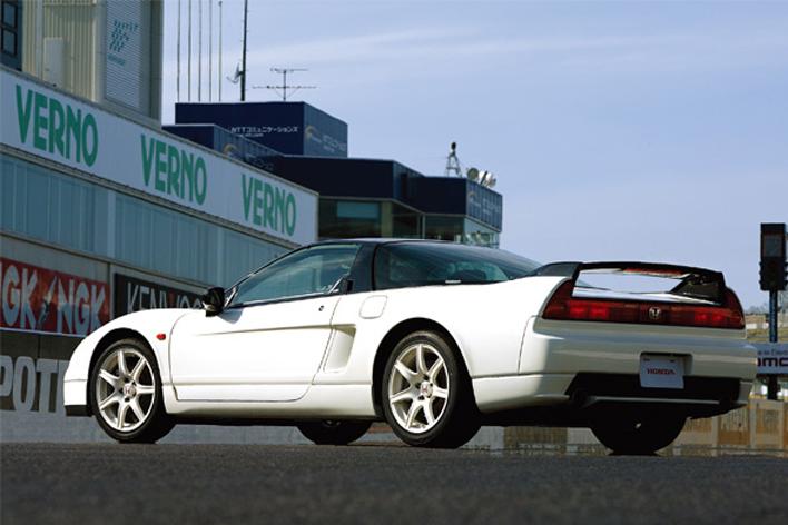 【2001年】NSX タイプR プロトタイプ