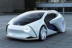 トヨタのAI搭載コンセプトカーが超近未来! Concept-愛iをCESで公開