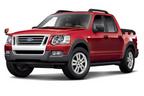 フォード、エクスプローラー/エクスプローラー スポーツトラック/エスケープを対象に購入サポートキャンペーン