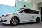 グーグルが完全自動運転へ再スタート、新テスト車のミニバンを世界初公開