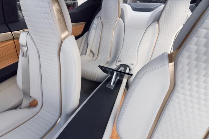 日産 コンセプトカー「Vmotion 2.0」