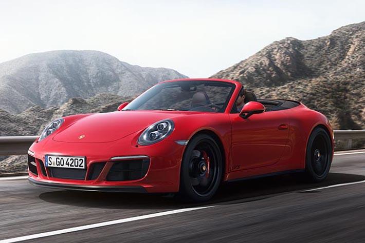 ポルシェ 911カレラ GTS カブリオレ