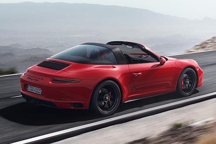 ポルシェ 911タルガ 4 GTS