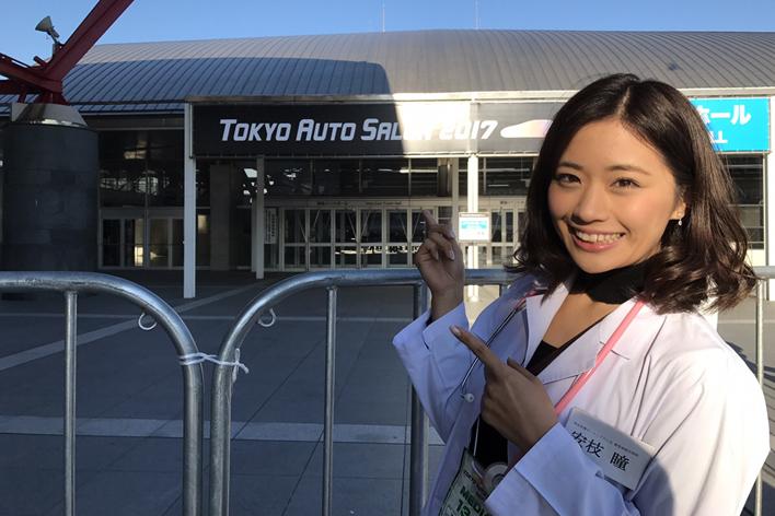 東京オートサロン2017 現地の様子