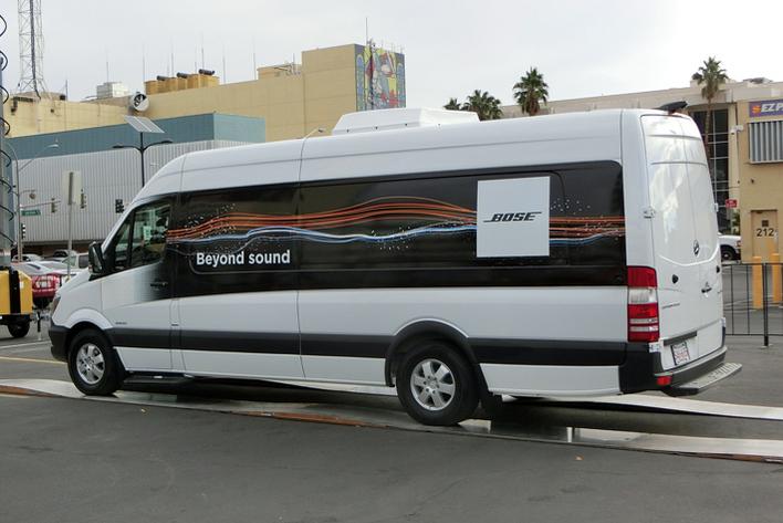 世界のBOSEも自動運転に参入!音響メーカーが革新技術を量産化へ