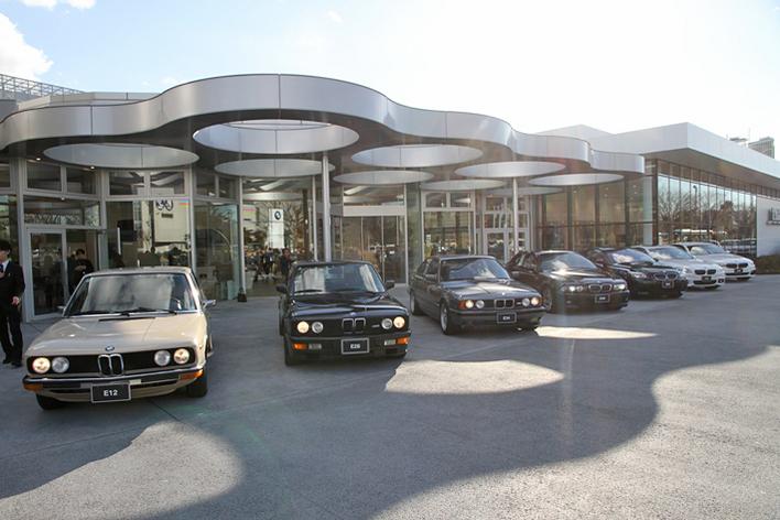 BMW 歴代5シリーズ