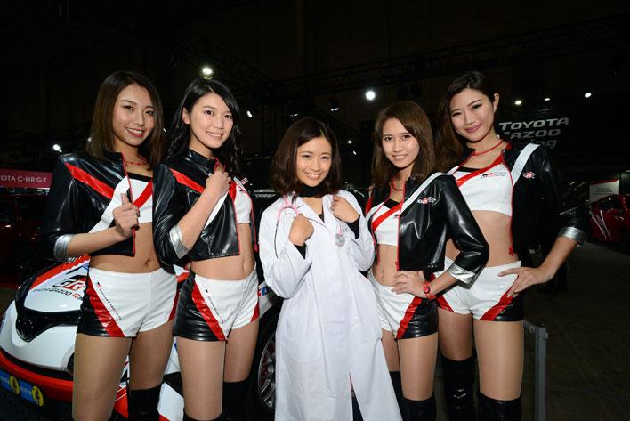 TOYOTA GAZOO Racing/東京オートサロン2017